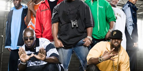 Wu-Tang Tour Dates (July 2015)