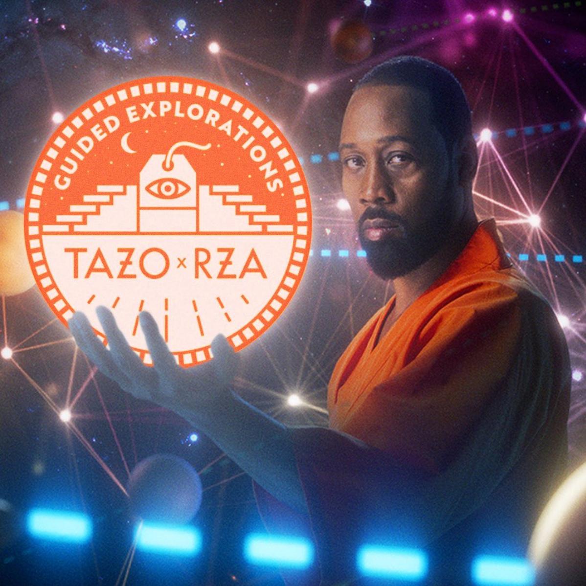 Guided Explorations: RZA X TAZO