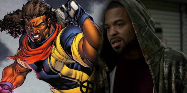 Wu-Tang Clan's Method Man Cosplays as X-Men's Bishop