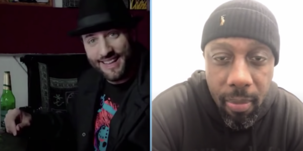 R.A. the Rugged Man and Inspectah Deck of Wu-Tang Clan go LIVE