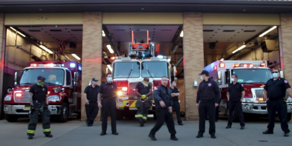 #CovidCalls (Wu-Tang themed first responders tribute) by BFD Gold