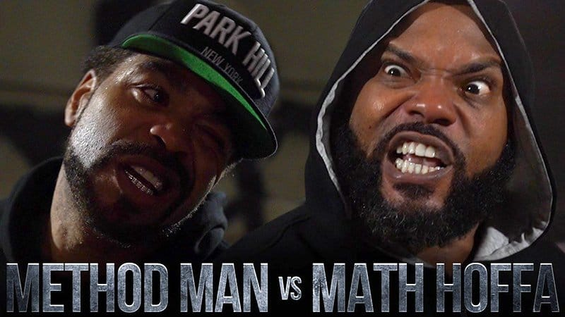 METHOD MAN TO STEP INTO THE BATTLE RAP ARENA AGAINST ONE OF THE BEST TO EVER DO IT