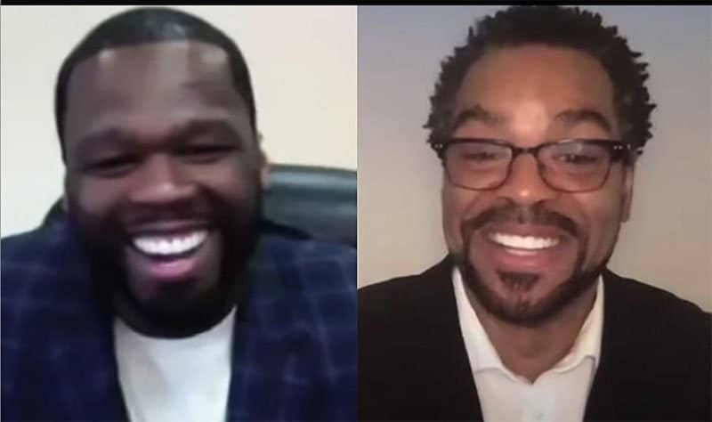 50 Cent Admits He Had to Beg Method Man to Join Cast of Power Book II: Ghost