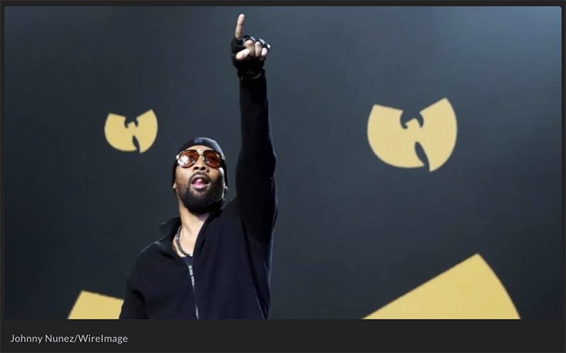 RZA SIGNS ANOTHER LUCRATIVE DEAL FOR WU-TANG CLAN CATALOG
