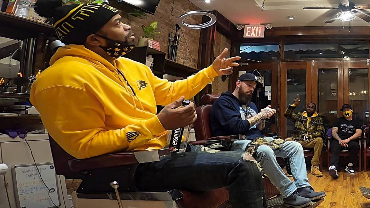 METHOD MAN FINDS IT SUSPECT NEW RAPPERS HAVE SO MUCH WEALTH: 'WHERE THEY GETTIN' THIS MONEY!?'