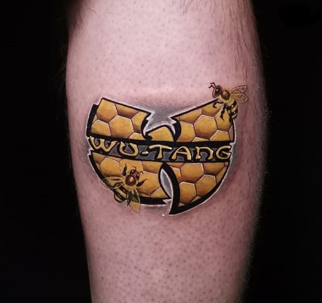 Wu-Tattoo Tuesday