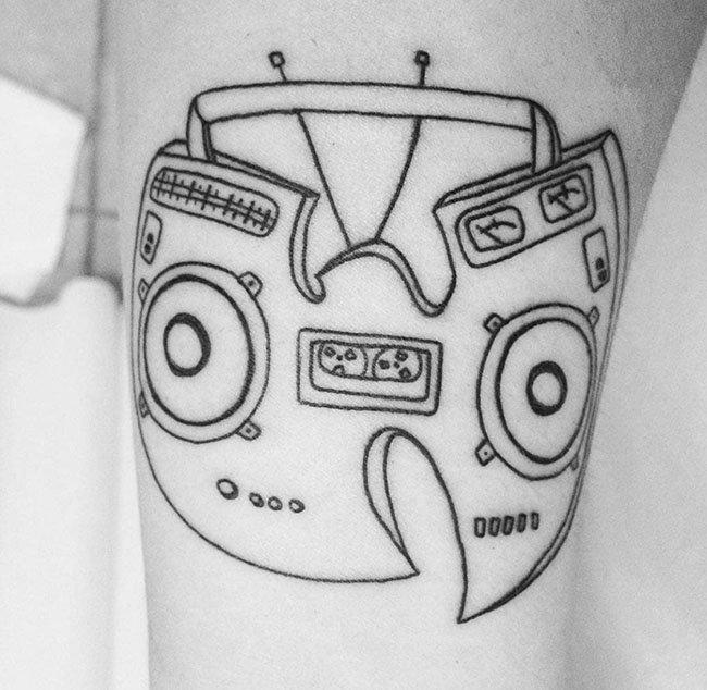 Wu-Tattoo Tuesday
